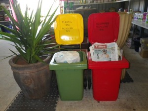 Recycling bins (2)